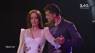 Ksenia Mishina and Evgenii Kot - Viennese Waltz - Dancing with the Stars 2019