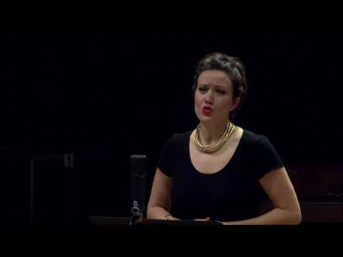 Julie Fuchs - C'est ainsi que tu es (F. Poulenc)