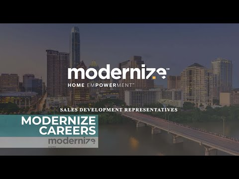 Modernize Sales Development Representatives