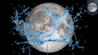 Water on the moon: Brown University scientists say the moon may be full of water - TomoNews