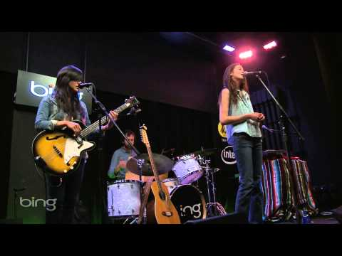 Carly Ritter - Princess of the Prairie (Bing Lounge)