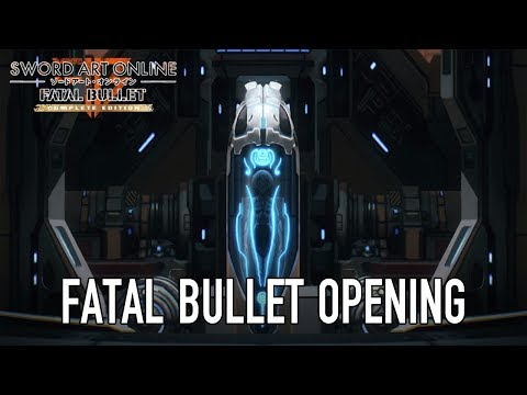 Sword Art Online Fatal Bullet - PS4/XB1/PC - Expansion Opening