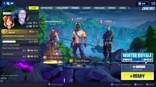 Streaming NOW On 'H.C Competitive Gaming' | Fortnite