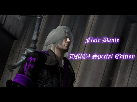 Devil May Cry 4 Special Edition - Flair Dante SE Mod thumbnail