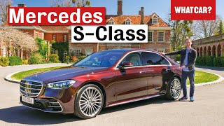 2021 Mercedes S-Class review - best luxury limo? | What Car?