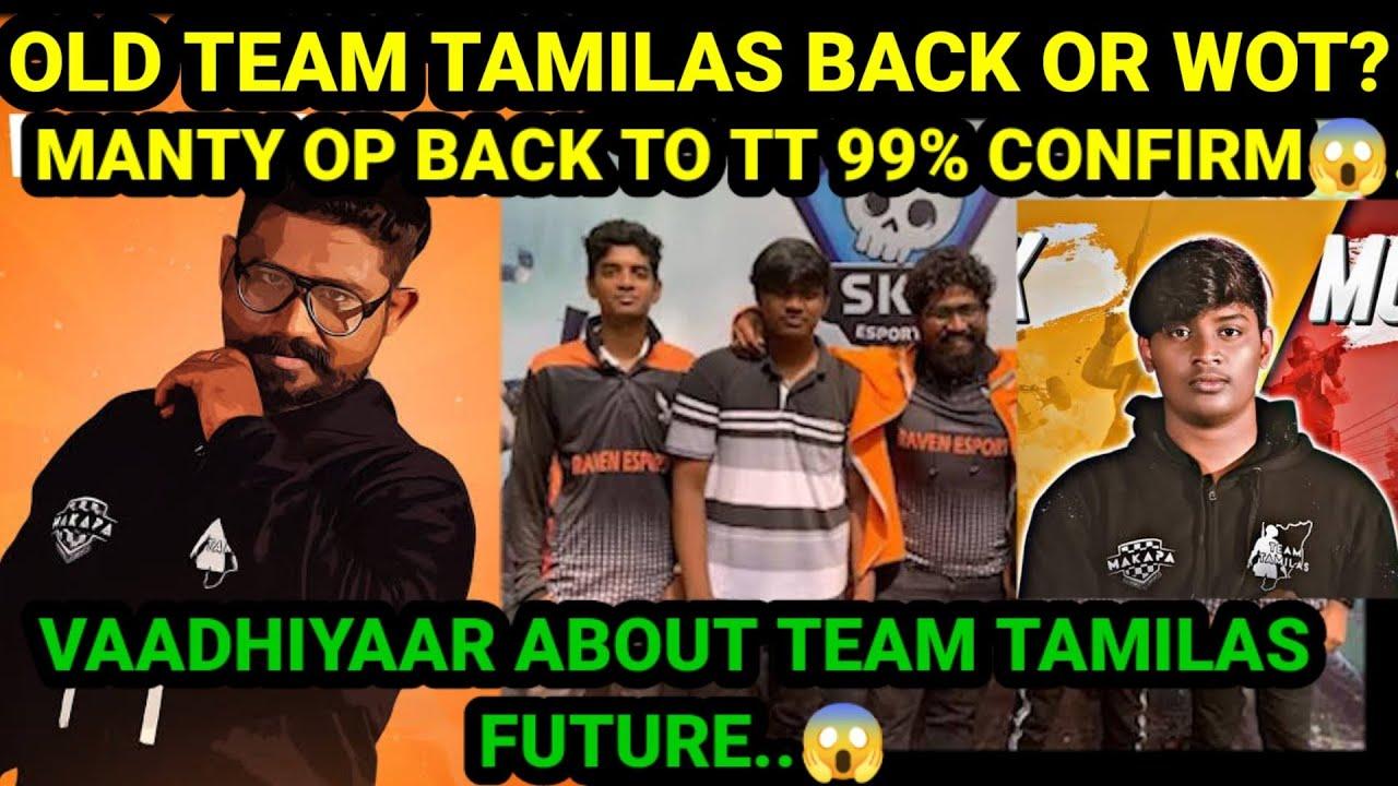 Download Old Team Tamilas is back🔥| Manty op back to TT vaadhiyaar announced| #mantyop#madan#vaadhiyaar