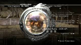 Final Fantasy XIII 2 part 6 - Hard Drive Fail