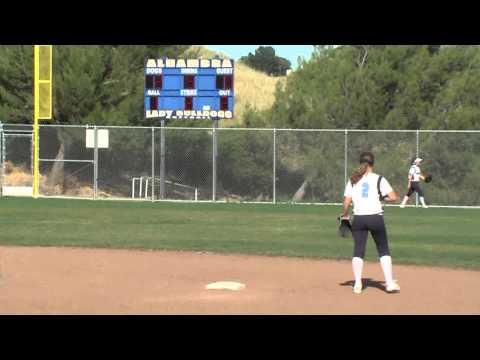 Dougherty Valley at Alhambra Softball