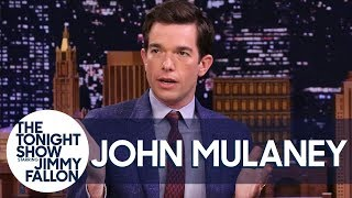 John Mulaney Lays Out His Campaign for Mayor of New York City