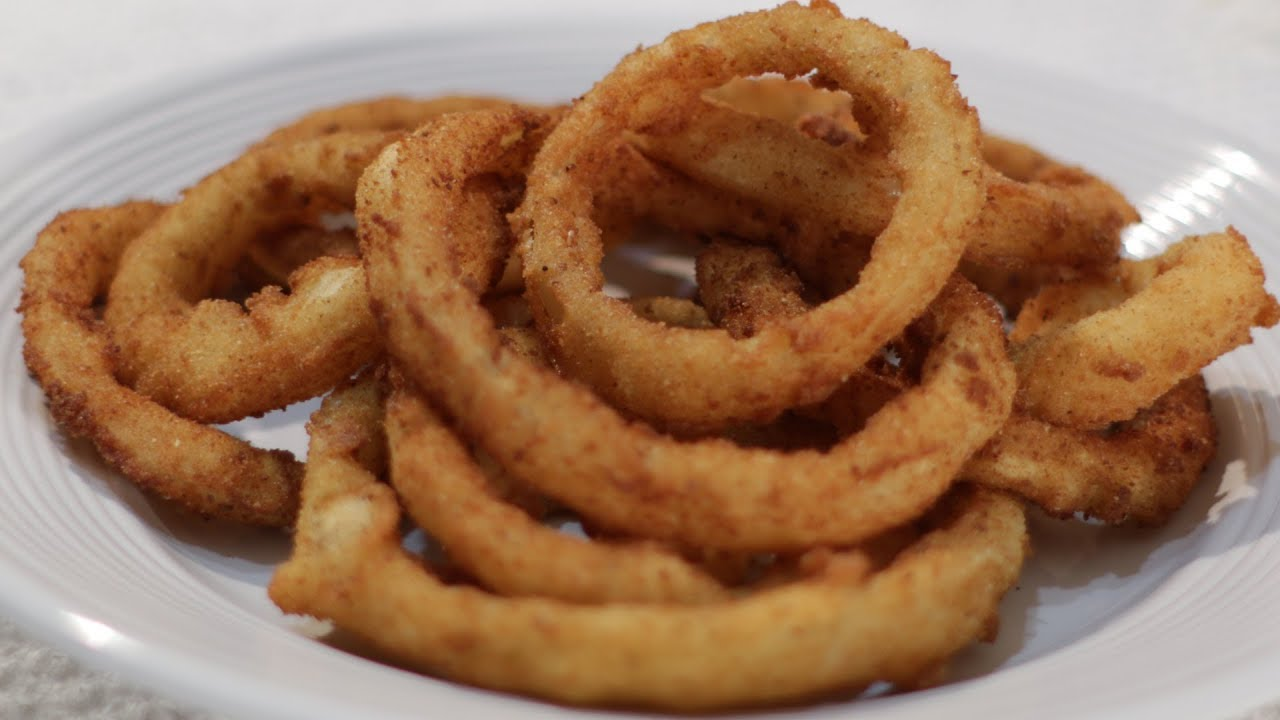 How To Make Onion Rings Easy Recipe