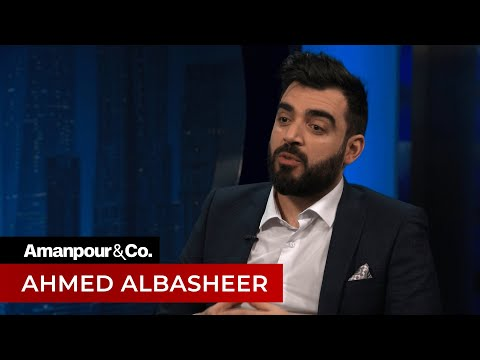 Ahmed Albasheer on Using Humor to Fight Corruption and Extremism   Amanpour and Company