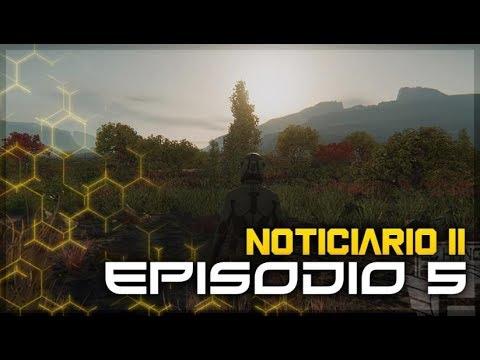 Noticias Star Citizen Episodio 05 - EL HANGAR - Español