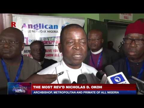 EMINENT ANGLICANS MEETING WITH THE PRIMATE IN ABUJA- ACNN 5TH MAY NEWS