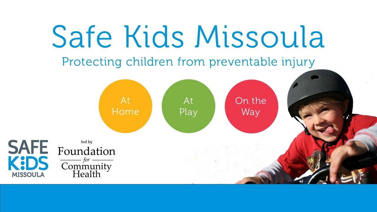 Safe Kids Missoula: Week of the Young Child Video April 2021