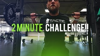 OpTic Strength: 2 Minutes of HELL!