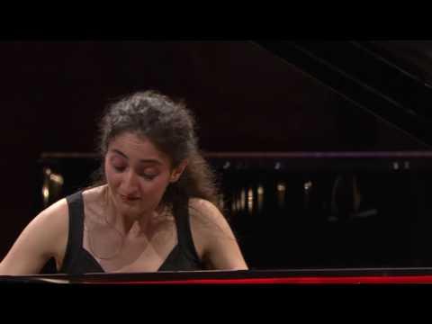 Hélène Tysman – Prelude in C sharp minor, Op. 28 No. 10 (second stage, 2010)