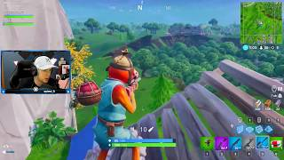 'NOUVEAU' FishStick Skin Gameplay 17 KILL DUO VICTORY ROYALE (Fortnite: Battle Royale)