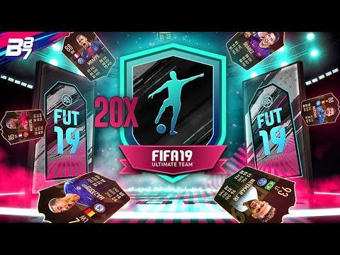 20 x GUARANTEED INFORM PACKS! INFORM SBC! | FIFA 19 ULTIMATE TEAM