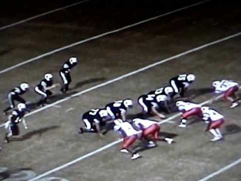 Parker Gaston Wando High School Football QB Highlights