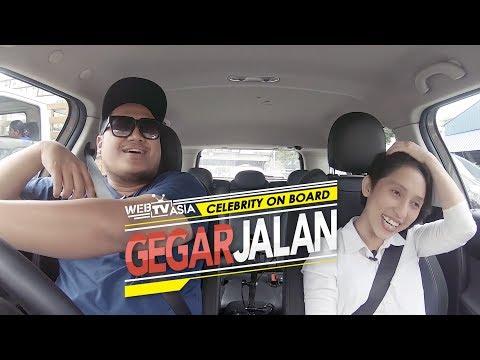 Shaa 15 Tahun dah bercinta?  | Celebrity On Board Gegar Jalan