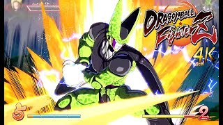DRAGON BALL FIGHTER Z - NEW GAMEPLAY #3 IN 4K 60FPS ►BEST QUALITY ON THE MARKET