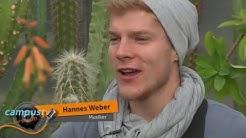 CampusTV Session #5 - Hannes Weber