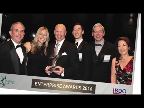 2016 Enterprise Awards Highlights