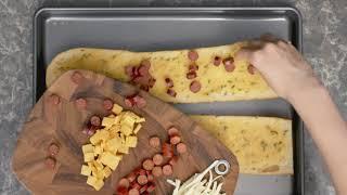 Frigo® Cheese Heads® Cheesy Garlic Blitzers