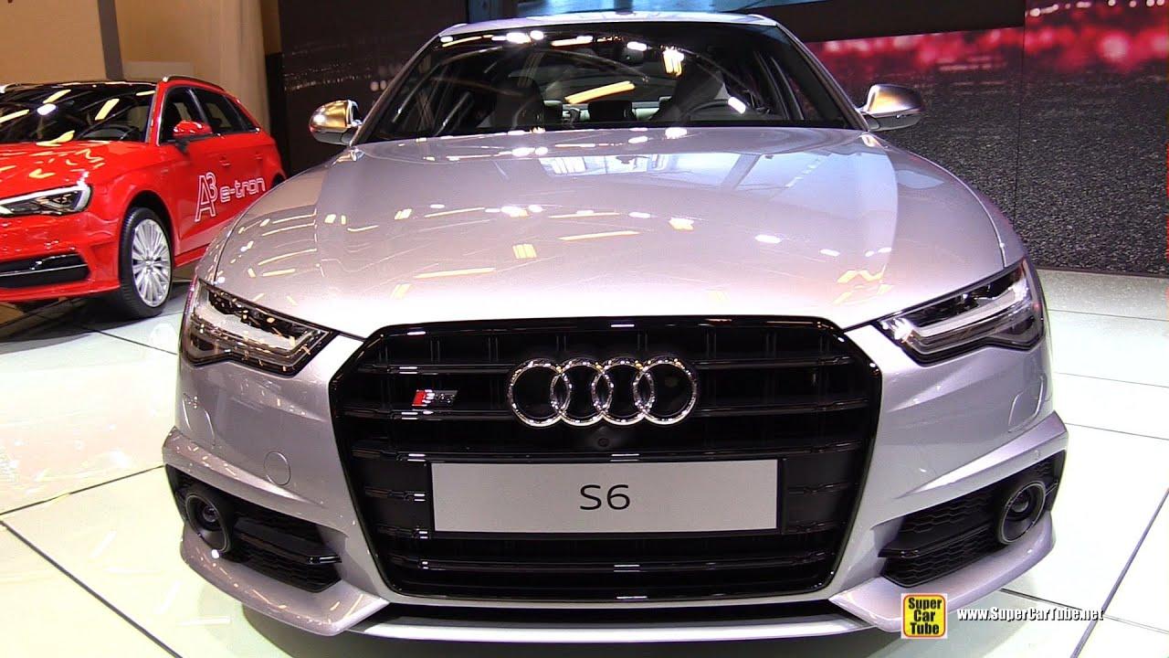 Audi S Exterior And Interior Walkaround Montreal - Audi 2016