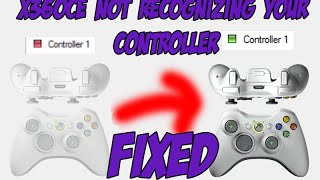 Video [FIXED]: x360ce not recognizing your USB controller [Red light on the tab menu] download MP3, 3GP, MP4, WEBM, AVI, FLV Maret 2018