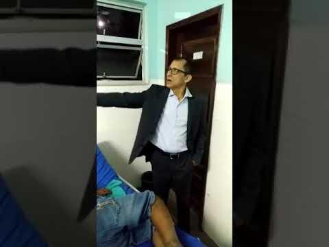 Vereadores constatam descaso no hospital de RIBAMAR