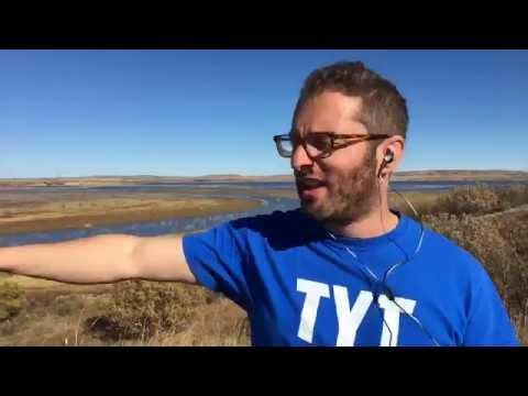 Jordan Reports Near Dakota Access Pipeline #NoDAPL