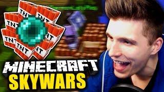 MLG ENDERPERLEN PRANK! ✪ Minecraft SKYWARS mit GermanLetsPlay