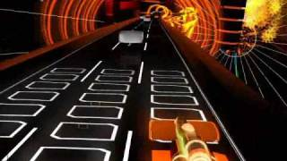 Gambar cover Audiosurf - The Ting Tings / Thats Not My Name
