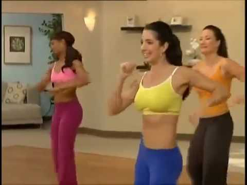 Salsa Dance Exercise   Burning Fat