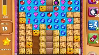 Diamond Digger Saga Level 1555 - NO BOOSTERS   SKILLGAMING ✔️