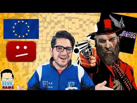 Escogiendo ganadores del Game Awards 2018 - Europa acaba con tu INTERNET | QN