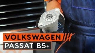 Montage VW NEW BEETLE (9C1, 1C1) Federbeinstützlager: kostenloses Video