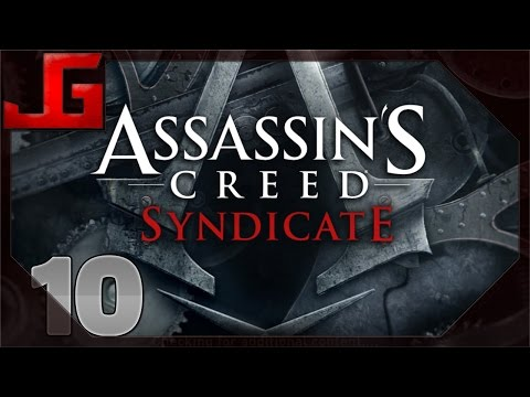 [EP#10] Assassins Creed Syndicate - Cable News