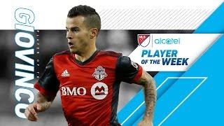Alcatel Player of the Week, Week 8 | Sebastian Giovinco