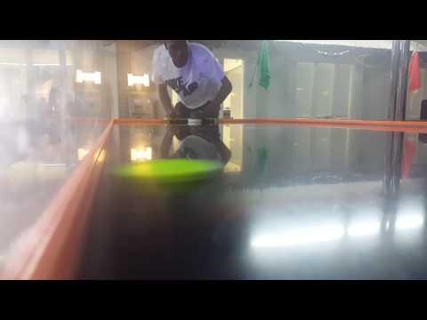 World air hockey championship