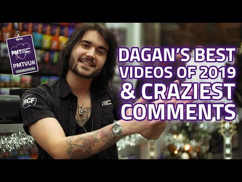 Dagan's 5 Best Videos Of The Year & The Craziest Comments EVER!