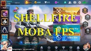 Game MOBA genre baru asli buatan INDONESIA - Shellfire MOBA Fps