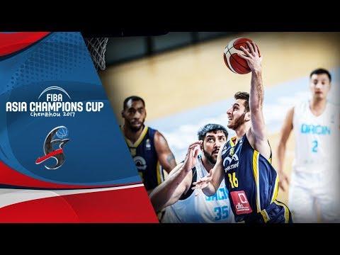 Dacin Tigers (TPE) v Al Riyadi (LBN) - Full Game - FIBA Asia Champions Cup 2017