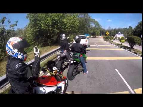 Tarantula Bikers Malaysia - Batu Pahat Ride 21 Feb 2015