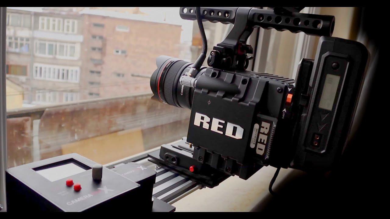 Red scarlet x 5k hdr 1fps on motorized slider timelapse for Motorized camera slider timelapse