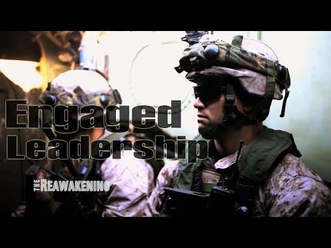 Marine Corps Reawakening: Engaged Leadership
