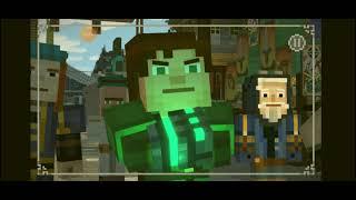 minecraft story mode season two/capitulo #7/administrador de hielo?