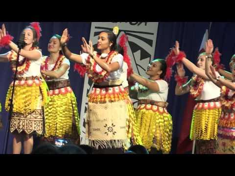 2016 BYU MSS Tonga Section