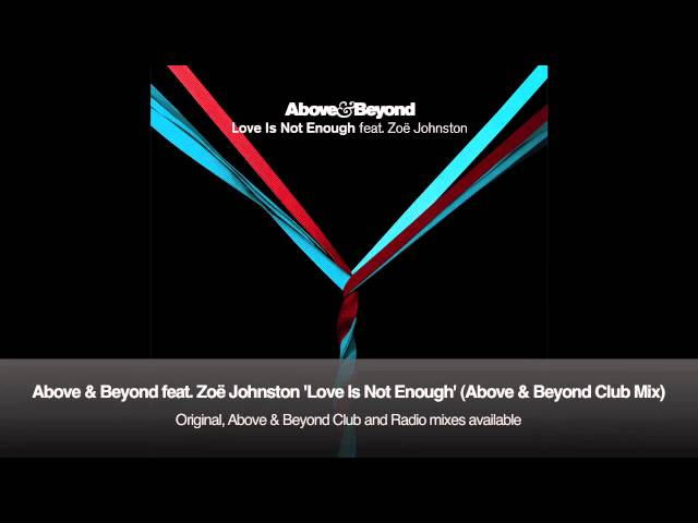 above beyond feat zoe johnston peace of mind official music video 4